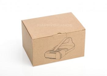 Virtualreality Brille Firmenlogo Kartonverpackung 1024