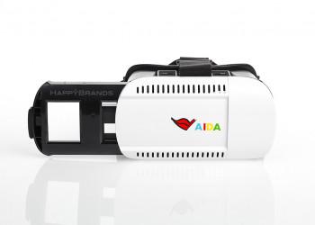 Virtualreality Brille Giveaway Frontseite offen 1024