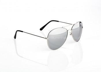 Werbe Piloten Sonnenbrille mit verspiegelten Glasern 1024