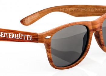 Werbebrillen in Holzoptik Werbeartikel Giveaway 1024