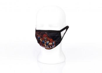 Baumwollmaske mit Firmenlogo bedrucken lassen