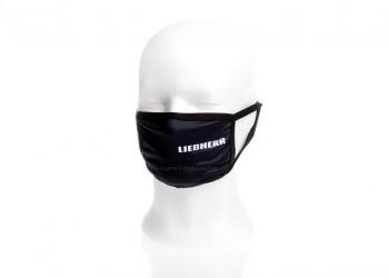 Merch Wiederverwendbare Mundschutzmasken aus Baumwolle bedrucken mit Logo