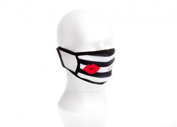 Werbe Logo Mundschutzmasken aus Baumwolle Sonderanfertigung Hersteller